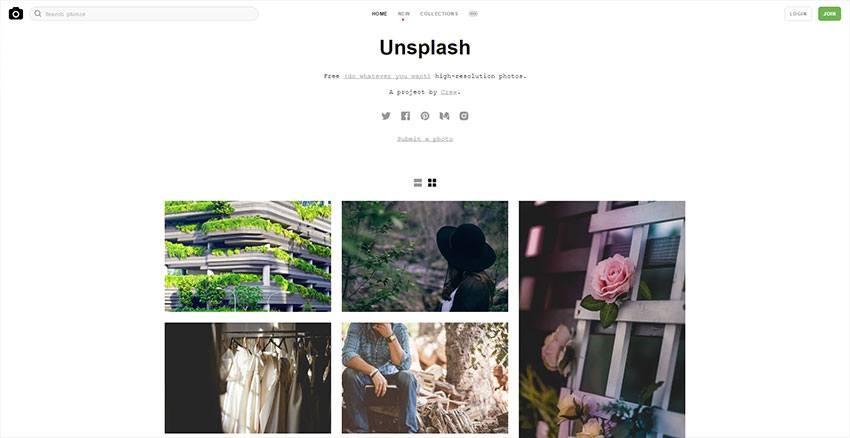 Unplash.com